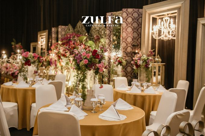 Balqis & Nasa - 14 December 2019 - Sudirman Grand Ballroom by Zulfa Catering - 024