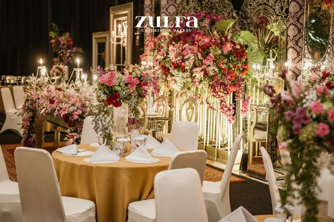 Balqis & Nasa - 14 December 2019 - Sudirman Grand Ballroom by Zulfa Catering - 025