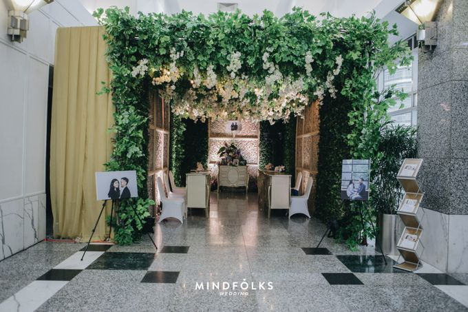 Mandailing Wedding Of Aldy & Marsha by Alfabet Catering - 006