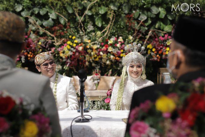 The Wedding of Laras & Adnan by MORS Wedding - 007