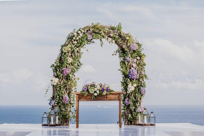 Lyn Lee Wedding by The Surga Villa Estate - 007