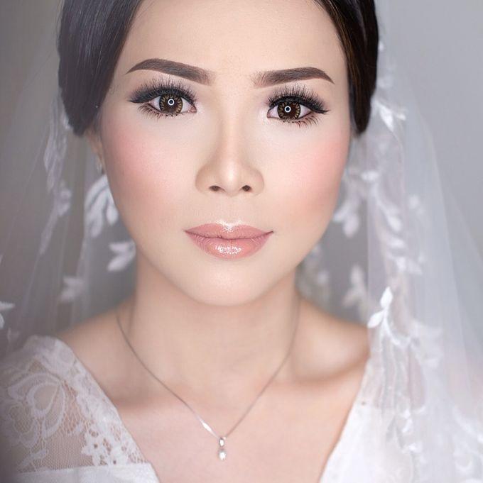 My Bride 2017 by VA Make Up Artist - 011