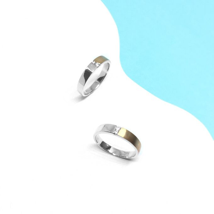 Diamond Wedding Ring eps 2 by Felicity Jewellery - 013