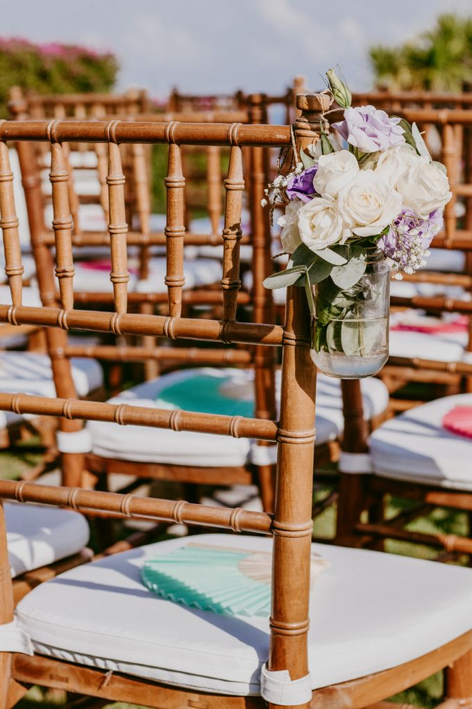 Lyn Lee Wedding by The Surga Villa Estate - 008