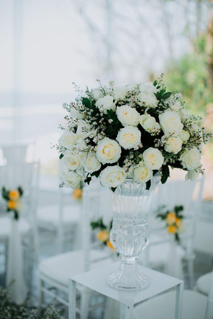 Wiwaha Chapel Wedding by Hilton Bali Resort - 006
