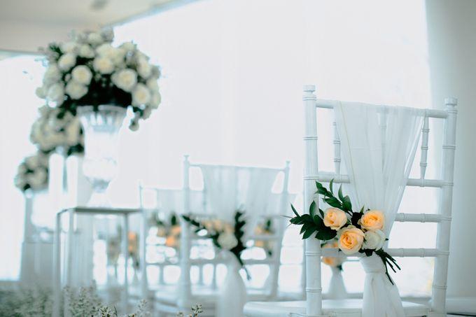 Wiwaha Chapel Wedding by Hilton Bali Resort - 007