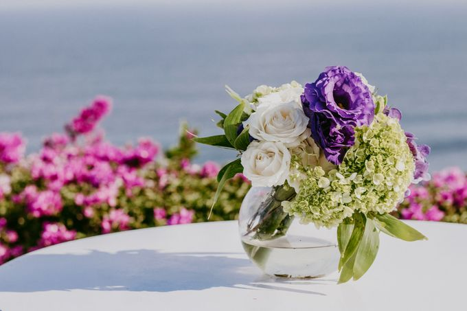 Lyn Lee Wedding by The Surga Villa Estate - 009