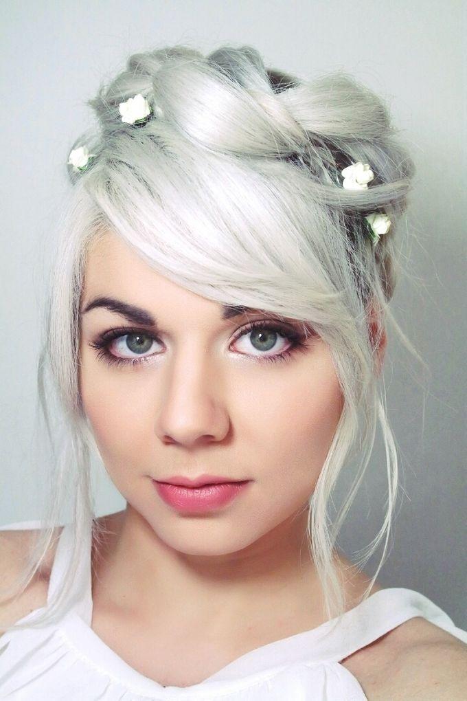 Bridal Hair by Maë Hair Specialist - 004