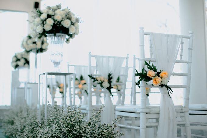 Wiwaha Chapel Wedding by Hilton Bali Resort - 008