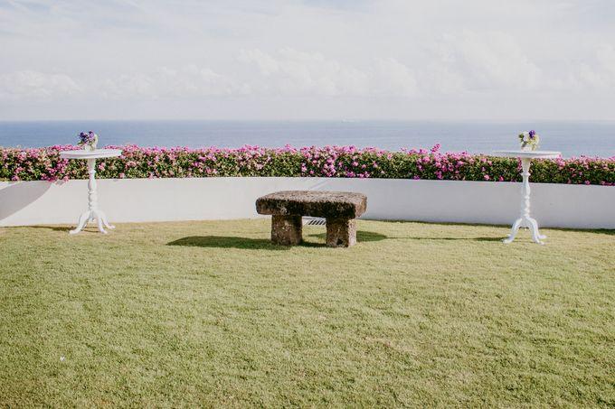 Lyn Lee Wedding by The Surga Villa Estate - 011