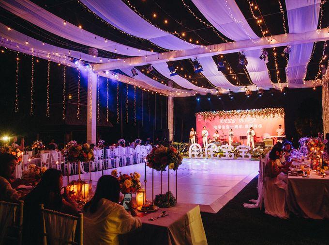 Corporate Chinese Gala Dinner by Bali Wonderful Decor - 006