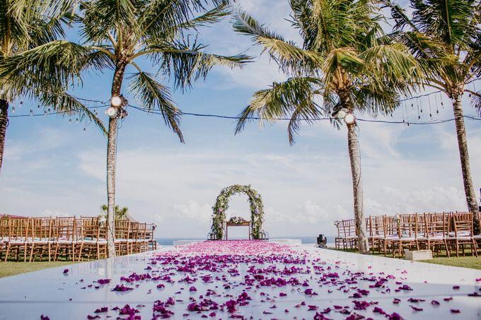 Lyn Lee Wedding by The Surga Villa Estate - 012