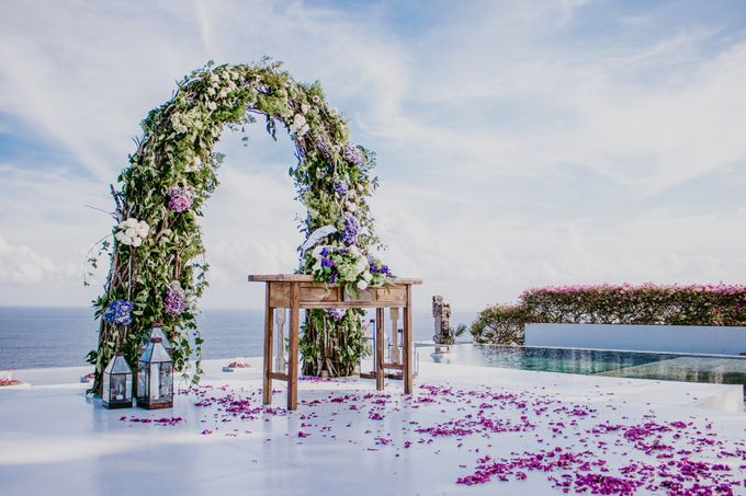 Lyn Lee Wedding by The Surga Villa Estate - 013