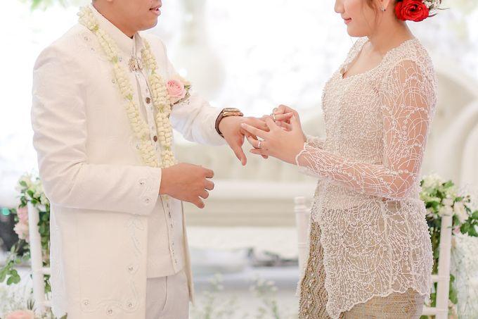 The Wedding of Gwen & Fahmi by Bondan Photoworks - 032