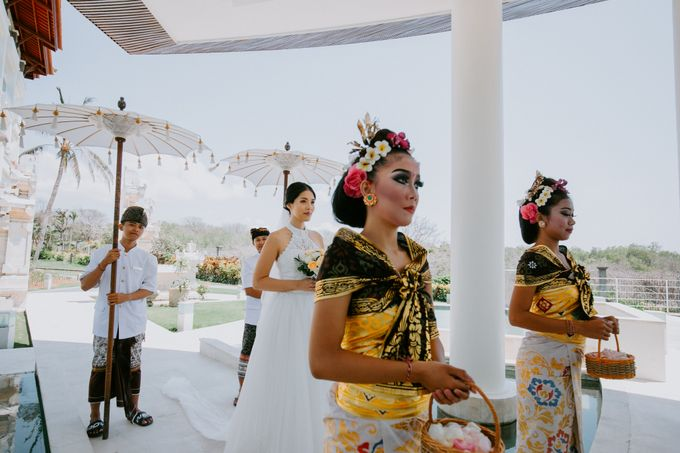 Wiwaha Chapel Wedding by Hilton Bali Resort - 001