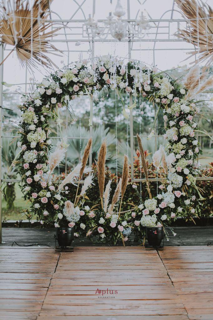 WEDDING OF MARTA & ANDREW by APLUS DECORATION & WEDDING PLANNER - 006