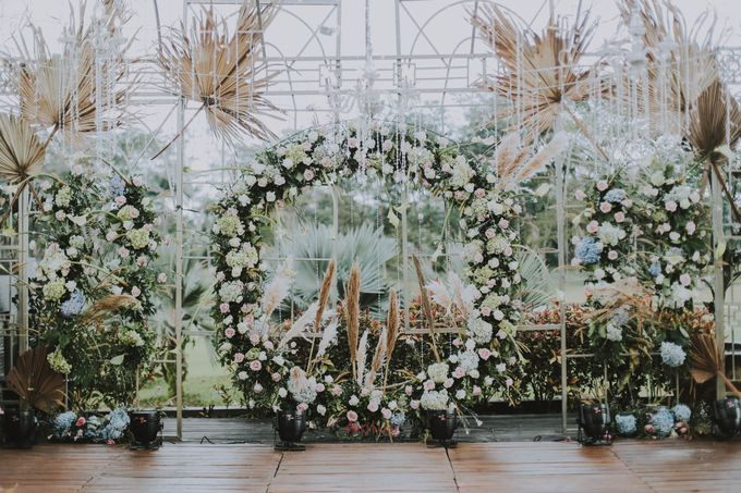 WEDDING OF MARTA & ANDREW by APLUS DECORATION & WEDDING PLANNER - 007