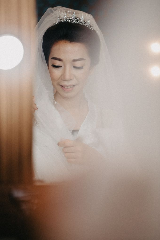 Weddingday Ricky & Inggrid by Topoto - 015