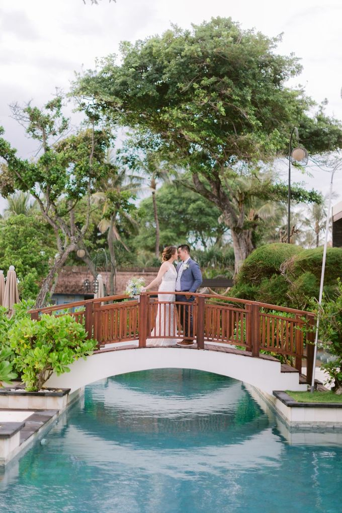 Wedding of Marvin & Lynda by The Seminyak Beach Resort & Spa - 001