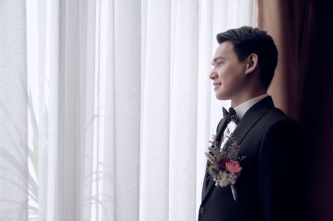A Royal Wedding of dr. Erwin & dr. Feti by Khayim Beshafa One Stop Wedding - 010