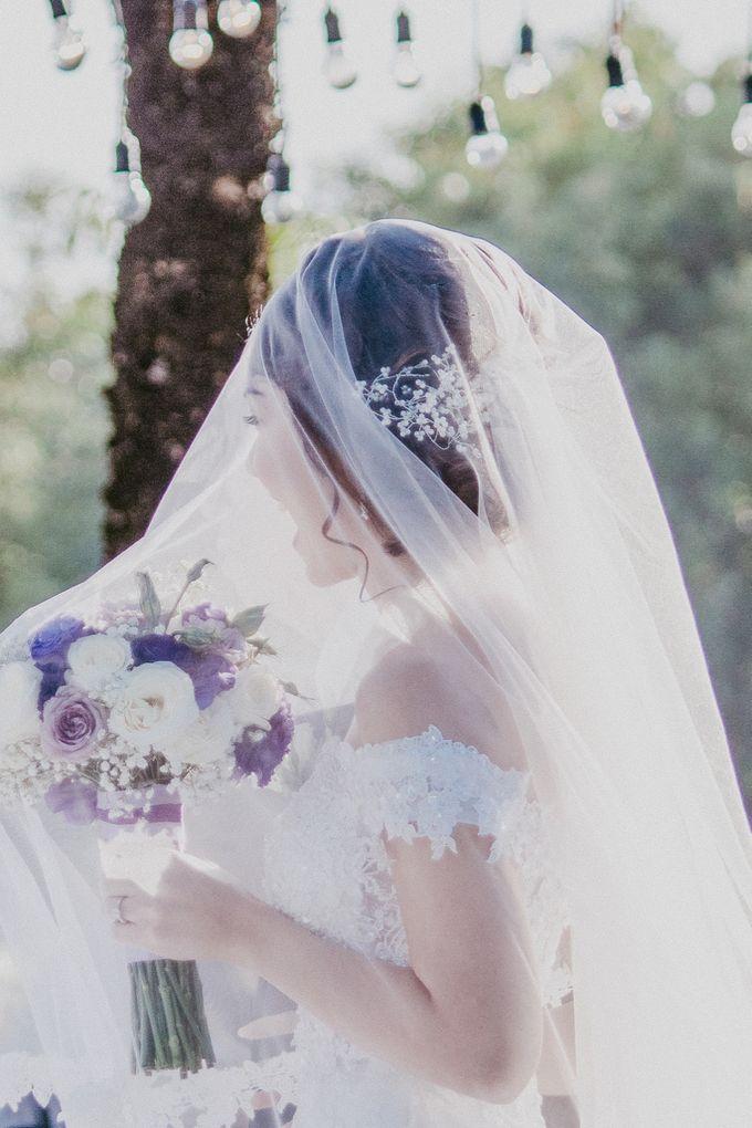 Lyn Lee Wedding by The Surga Villa Estate - 016
