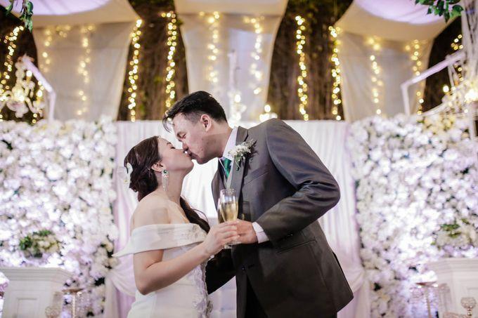 A Fresh and Modern Minimalist Iglesia Ni Cristo Wedding by Eye Candy Manila Event Styling Co. - 045