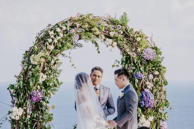 Lyn Lee Wedding by The Surga Villa Estate - 017