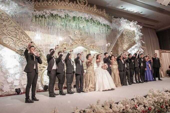 Rico & Fina Wedding by KEYS Entertainment - 003