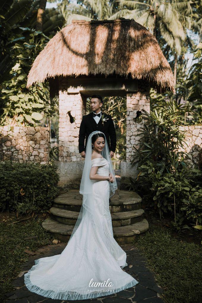 Ryan & Amadea Wedding day by Lumilo Photography - 001