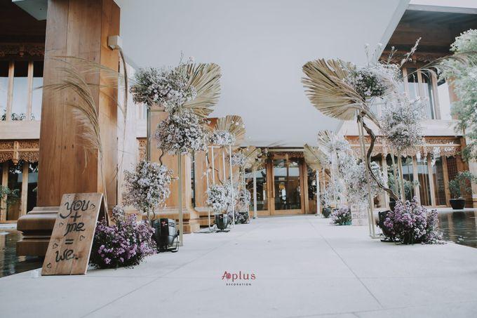 WEDDING OF MARTA & ANDREW by APLUS DECORATION & WEDDING PLANNER - 004