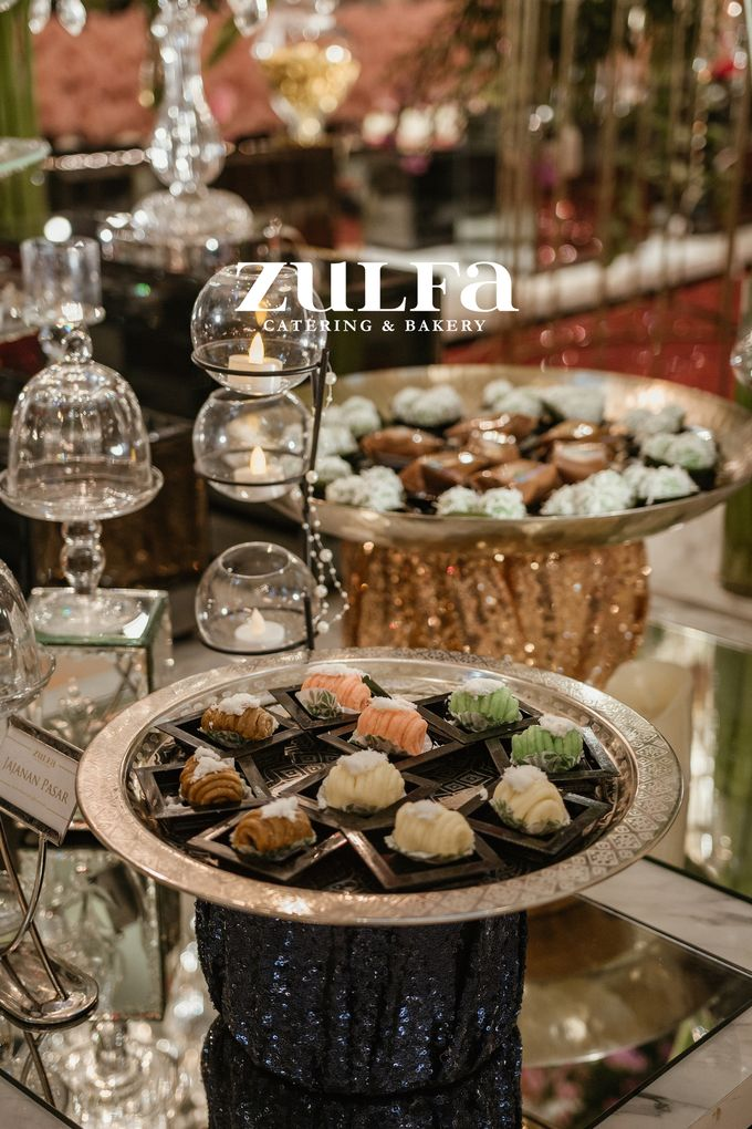 Balqis & Nasa - 14 December 2019 - Sudirman Grand Ballroom by Zulfa Catering - 038