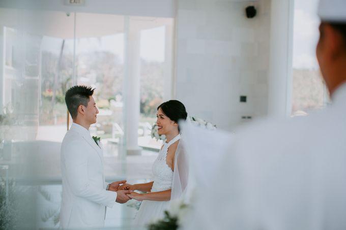 Wiwaha Chapel Wedding by Hilton Bali Resort - 003