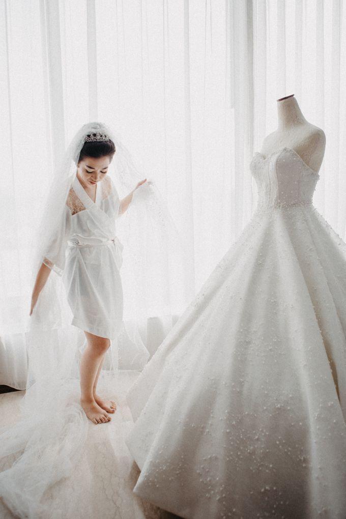 Weddingday Ricky & Inggrid by Topoto - 017