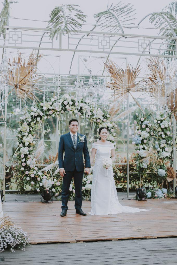 WEDDING OF MARTA & ANDREW by APLUS DECORATION & WEDDING PLANNER - 002