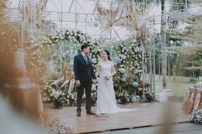 WEDDING OF MARTA & ANDREW by APLUS DECORATION & WEDDING PLANNER - 005