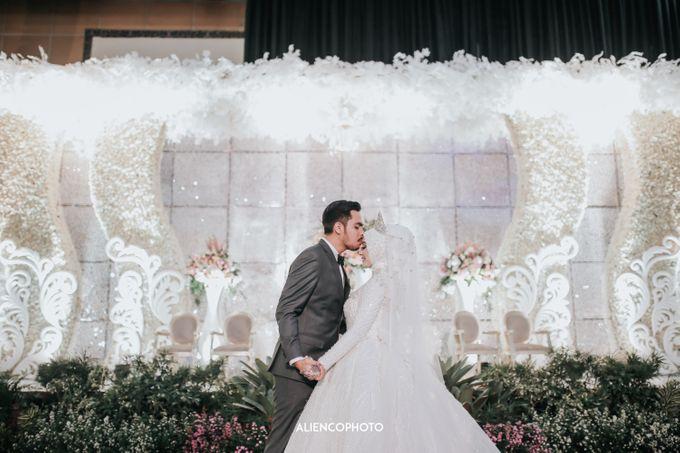 Smesco Convention Hall Wedding of Nadya & Ali by alienco photography - 029