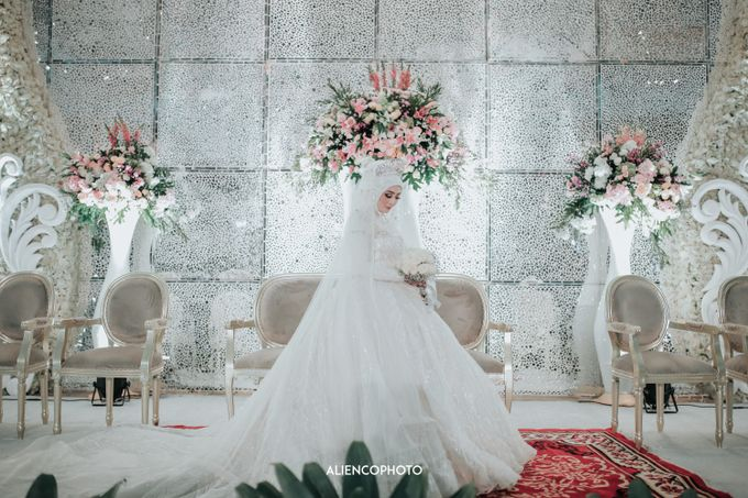 Smesco Convention Hall Wedding of Nadya & Ali by alienco photography - 030