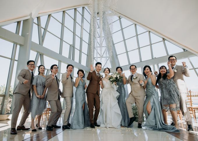 Bali Wedding of Dennis & Megan by Lentera Wedding - 002