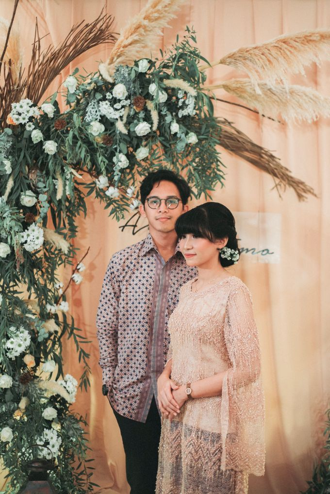 The Engagement of Ayu & Bimo by Daydreaming Works - 001