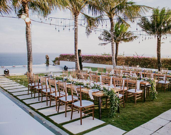 Lyn Lee Wedding by The Surga Villa Estate - 020