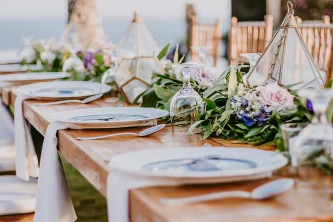 Lyn Lee Wedding by The Surga Villa Estate - 021