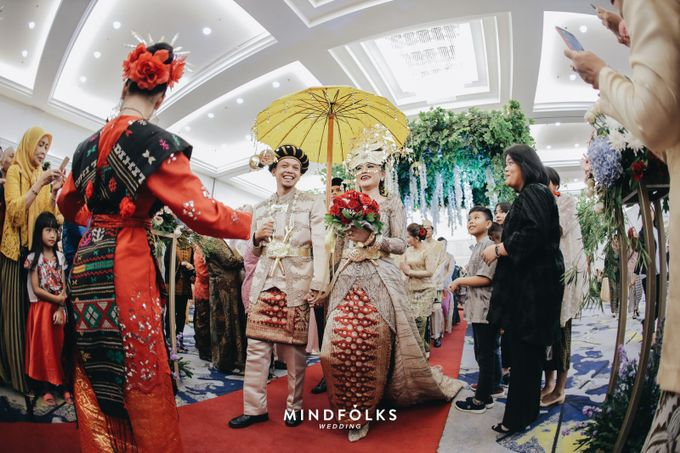 Mandailing Wedding Of Aldy & Marsha by Alfabet Catering - 008