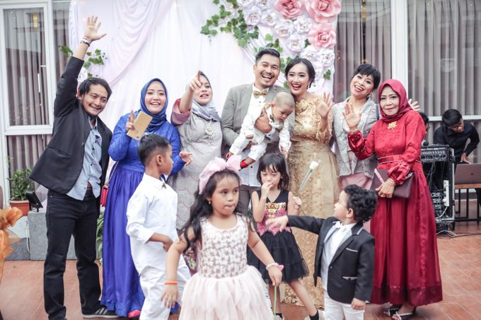 Wedding Ivo & Hanafi 15 April 2018 by Grand Tebu Hotel - 006