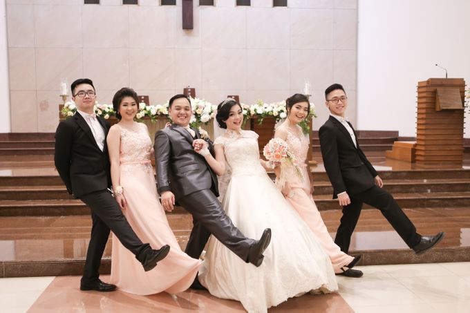 Irwin & Lily Wedding by MariMoto Productions - 003