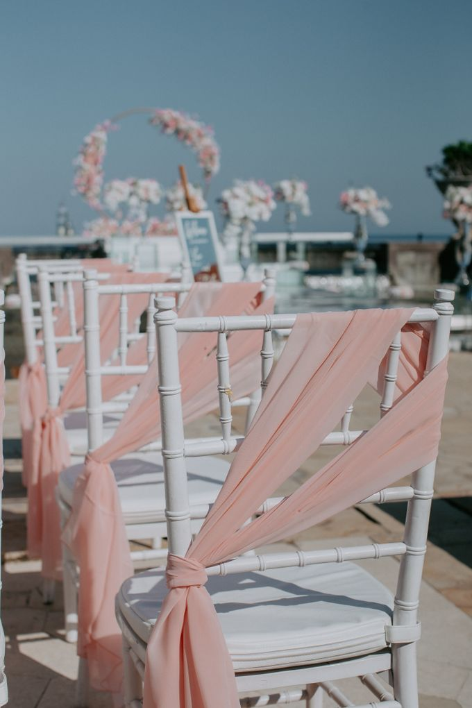 Wiwaha Water Wedding by Hilton Bali Resort - 005