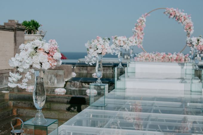 Wiwaha Water Wedding by Hilton Bali Resort - 006