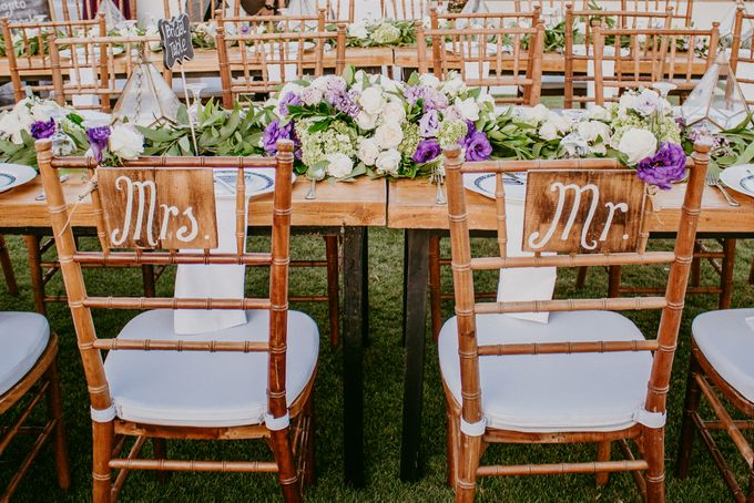 Lyn Lee Wedding by The Surga Villa Estate - 022