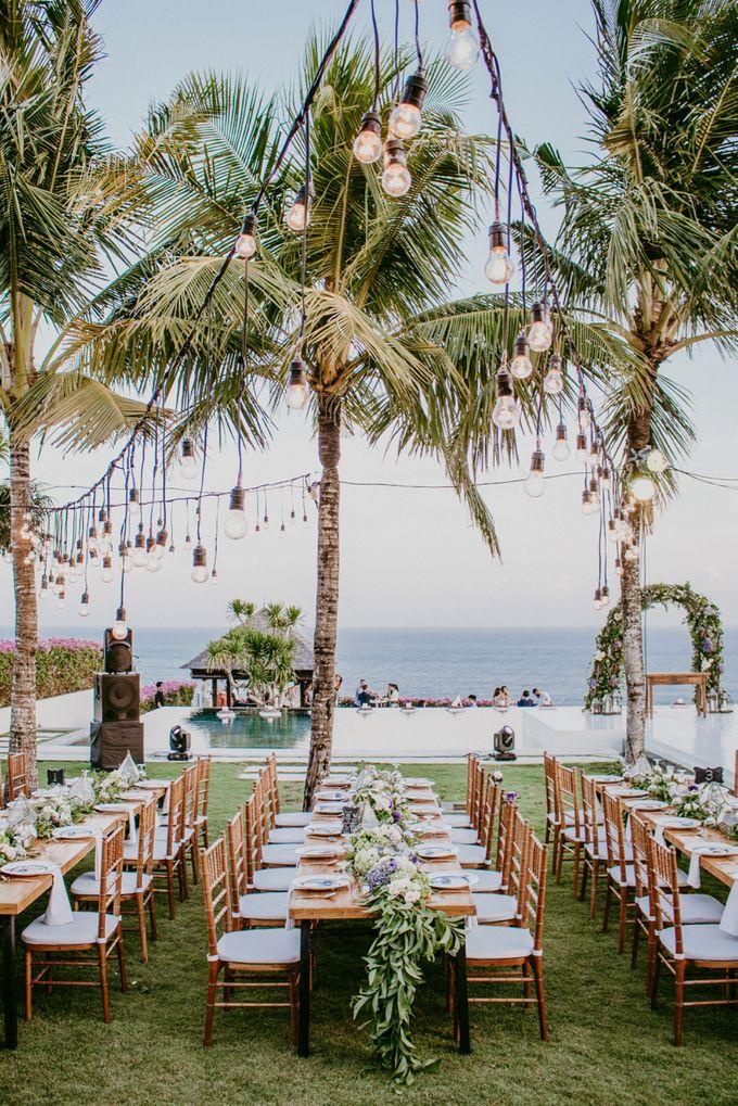 Lyn Lee Wedding by The Surga Villa Estate - 024