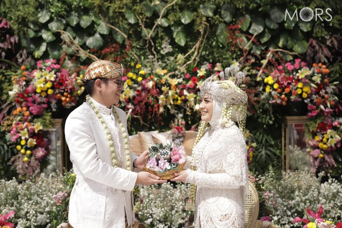 The Wedding of Laras & Adnan by MORS Wedding - 008
