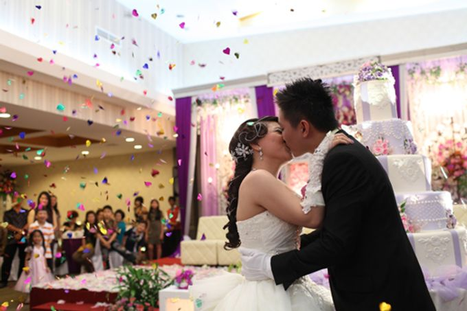 the wedding of Rudy & Yolin - 26 Oktober 2012 by Full House the organizer & entertainment - 017